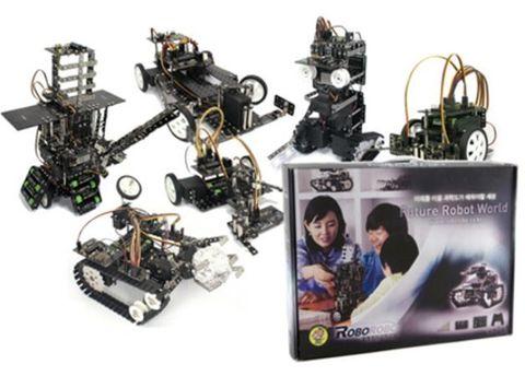 Робототехнический набор Roborobo Robo Kit 1
