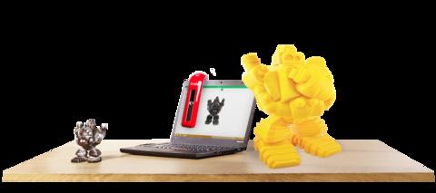 3D сканер XYZprinting