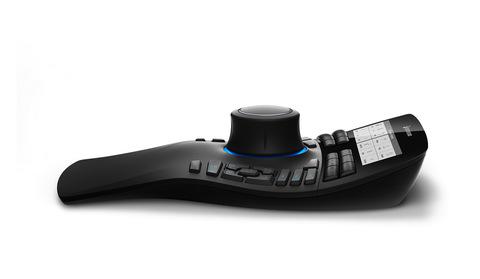 3D манипулятор 3DConnexion DX-700056 SpaceMouse Enterprise (для студентов, преподавателей и образовательных учреждений)