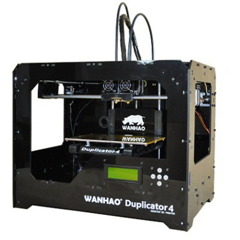 3D принтер WanHao Duplicator 4x Dual