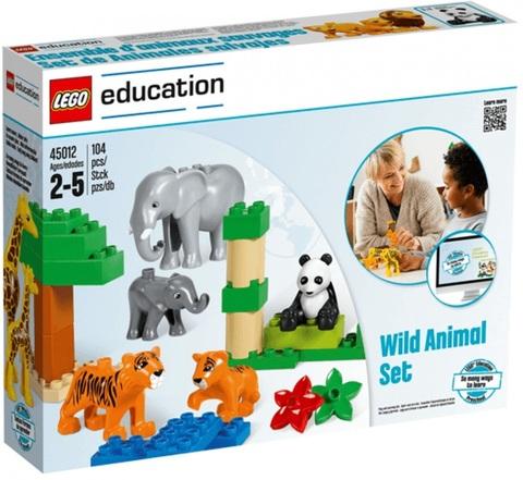 «Дикие животные» Lego Education 45012 (2+)