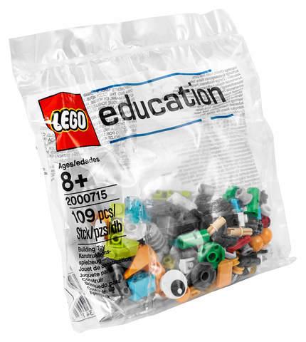 Набор с запасными частями LEGO Education Wedo 2.0, 109 деталей (7+)