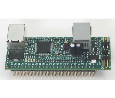 Опытная плата СуперПро к микрокомпьютеру NXT