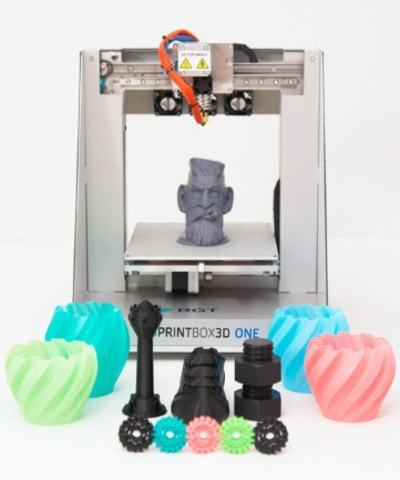 3D принтер PrintBox3D RGT One