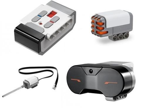 Полный комплект LEGO Mindstorms EV3 45544 (10+).