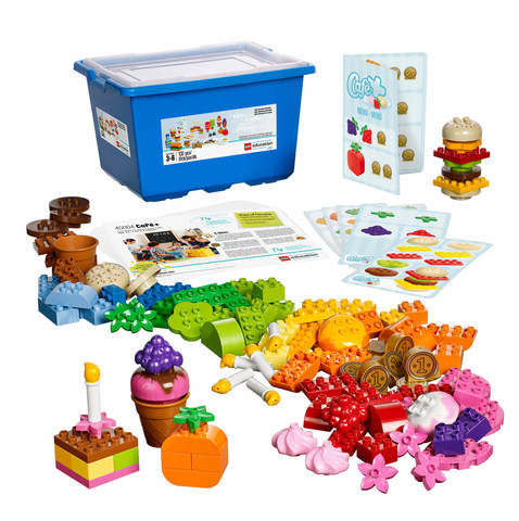«Cafe+» Lego Education 45004 (3+)