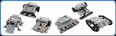 """Технолаб """"Профессиональный  уровень"""" образовательный робототехнический модуль"""