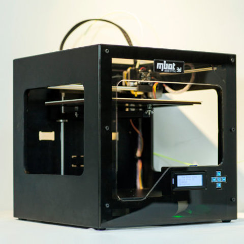 3D принтер Mbot Cube II