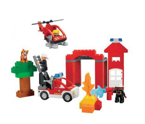 Службы спасения Lego Duplo