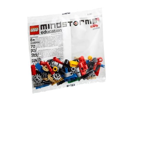Набор запасных частей LEGO Education LME 1, 70 деталей
