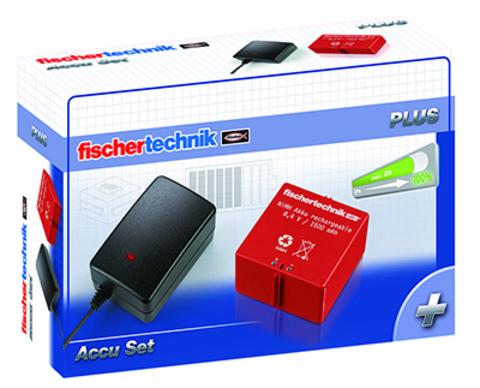 Конструктор Fischertechnik 34969 Аккумуляторный набор
