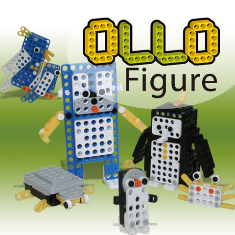 OLLO Figure Kit