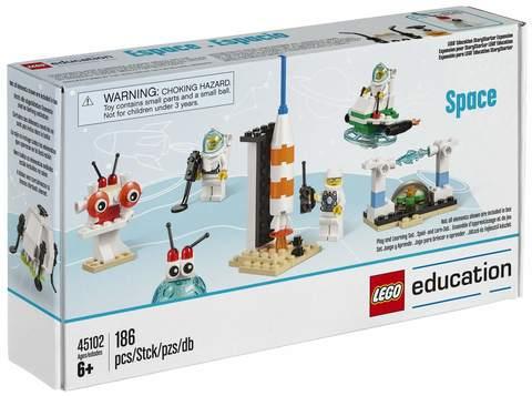 Дополнительный набор LEGO Education «Построй свою историю. Космос» 45102 (6+)