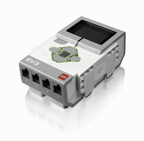 Микрокомпьютер Lego MINDSTORMS EV3 45500