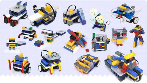 Робототехнический набор Roborobo Robo Kids 1