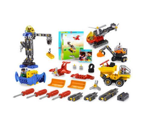 Технические машины Lego 9206 DUPLO