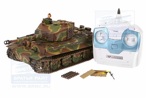 VSTank German Tiger I 2.4Ghz (ИК)