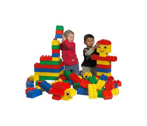 Мягкие кирпичи Lego Soft 9020