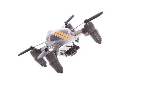 Квадрокоптер Byrobot Drone Fighter GX