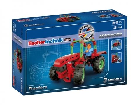 Конструктор Fischertechnik Advanced 544617 Тракторы