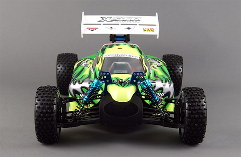 HSP XSTR Brushless (Ni-Mh) 4WD 2.4Ghz.