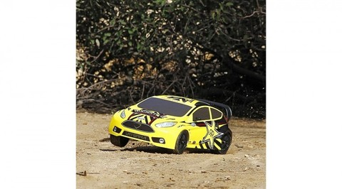 Vaterra Ford Fiesta RallyCross Brushless 4WD 2.4Ghz