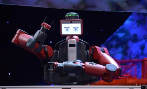Baxter Rethink Robotics