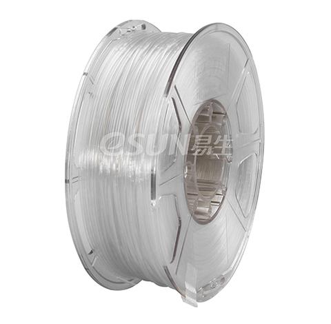 Катушка пластика ESUN Polycarbonate прозрачная 1.75 мм 0,5 кг.