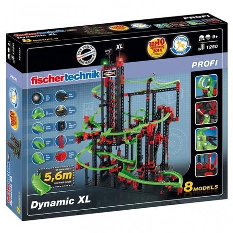 Fischertechnik Profi Динамика XL