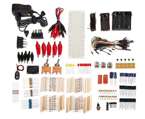 Электронный конструктор Амперка Электроника для начинающих (часть 1)