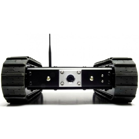 Inspectorbots Trackbot Surveillance and Inspection Tracked Robot