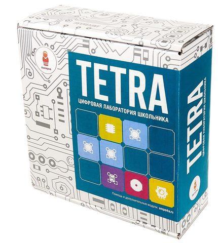 Tetra набор для изучения основ программирования и электроники