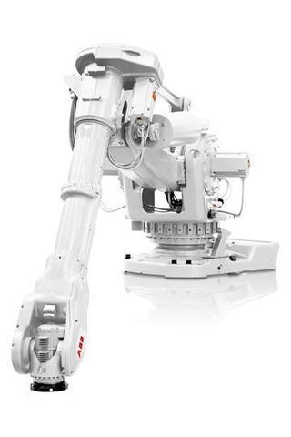 Промышленный робот для обслуживания прессовых линий ABB IRB 6660