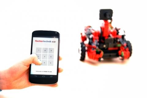 Fischertechnik ROBOTICS TXT Контроллер