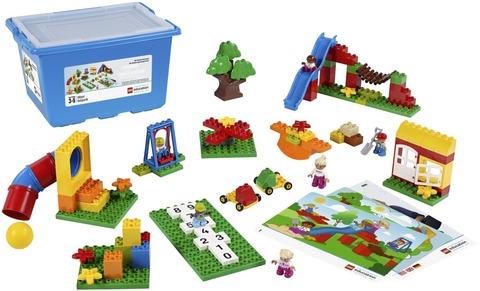Детская площадка Lego Duplo 45001 (2+)