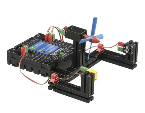 Fischertechnik ROBOTICS TXT Набор первооткрывателя