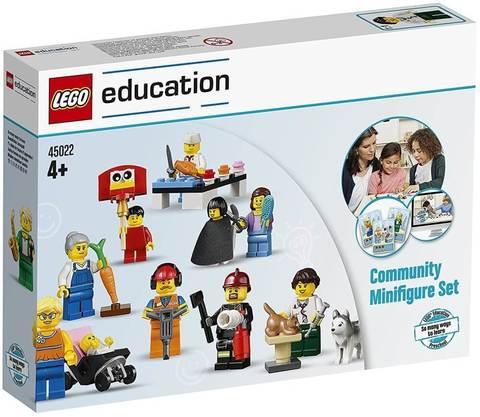 «Городские жители» Lego Education 45022 (2+)