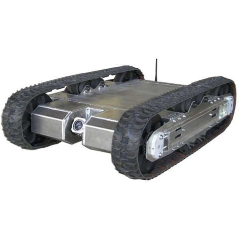 SuperDroid HD2 Robot - WiFi Control and 27x Tilt Camera