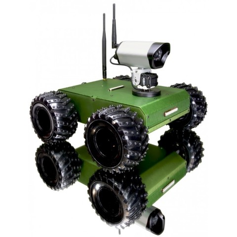 4x4 Mobile Platform w/Night Vision Camera