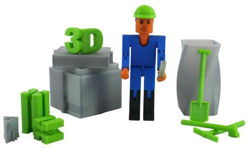 fischertechnik 3D-принтер 536624
