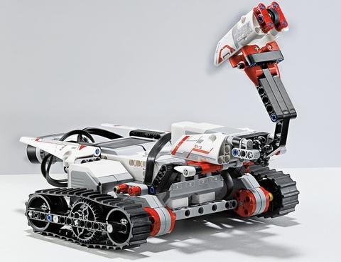 Конструктор Lego Mindstorms EV3 31313 Создай и командуй