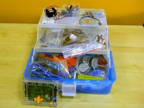 Набор по робототехнике РобоТрек