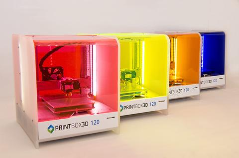 3D принтер RGT PRINTBOX3D 120