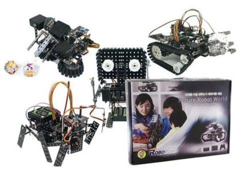 Робототехнический набор Roborobo Robo Kit 3