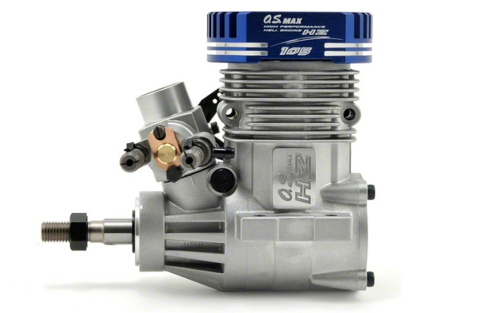 OS Max 105HZ Helicopter Engine