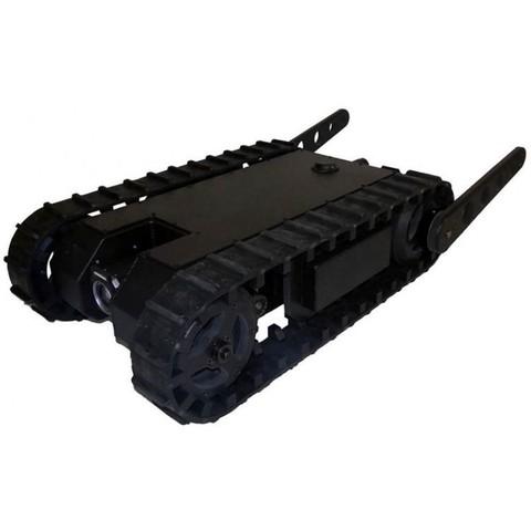 SuperDroid LT2-F Bloodhound Light Surveillance Robot w/ Stabilizer Arm