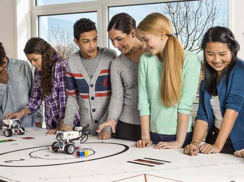Комплект заданий LEGO MINDSTORMS EV3 «Космические проекты» (2005574)