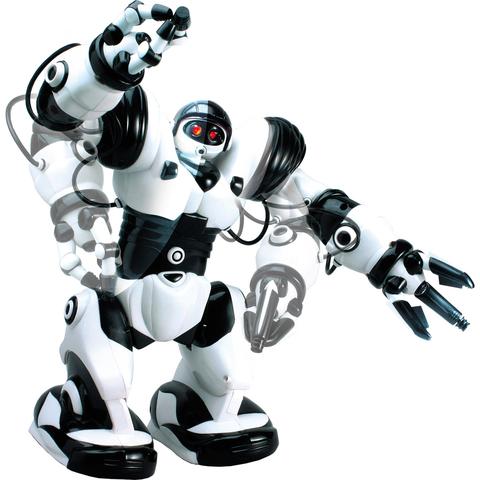 Робот Robosapiens WowWee белый