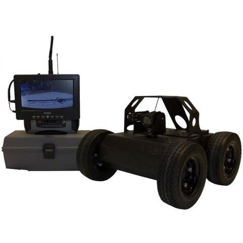 SuperDroid UM4 Retriever Surveillance Robot