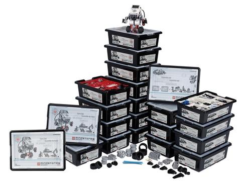 Полный комплект оборудования Lego Mindstorms EV3 на 30 учеников